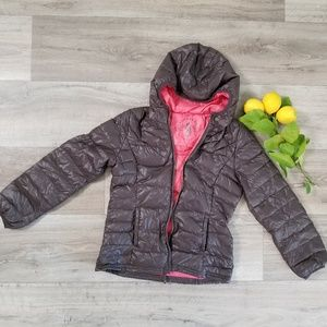 SUGARFLY Down Packable Down Jacket Girl MEDIUM 